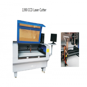 1390 CCD camera laser cutter
