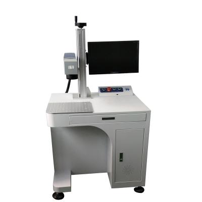 30W Fiber marking machine