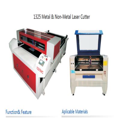 1325 metal & nonmetal cutting machine