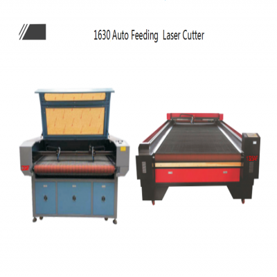 1630 Auto feeding laser cutting & engraving