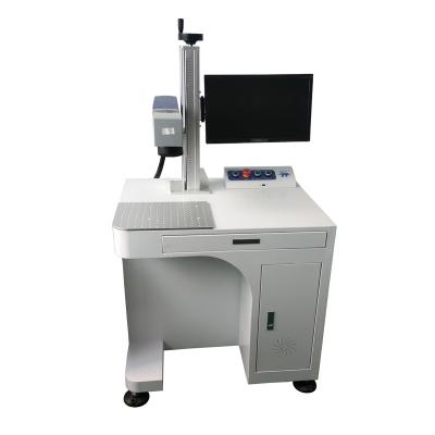 20W Fiber marking machine for metal marking