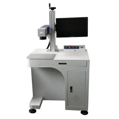 50W Fiber marking machine for metal marking