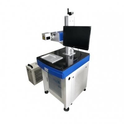 3W UV marking machine for plastic material