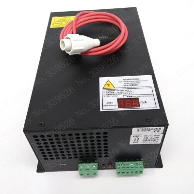 MYJG 40w 60w 80w 100w 150w  Famous co2 laser power supply