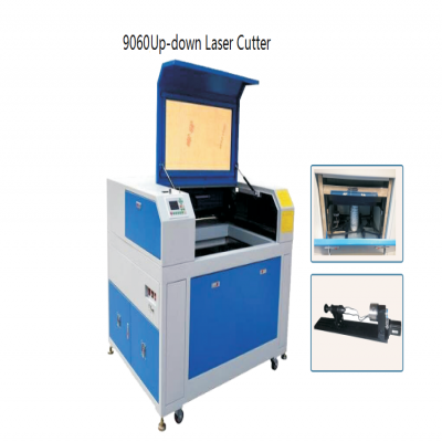 9060 UP down laser cutter & engraver